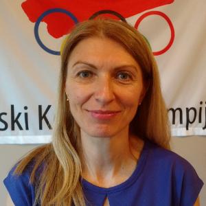 Elżbieta Nowak - czł. zarządu